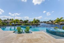 Ferienhaus in Cape Coral - WIDE OPEN