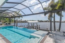 Ferienhaus in Cape Coral - THE LAKE HOUSE