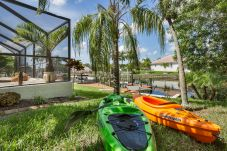 Ferienhaus in Cape Coral - LITTLE LIZARD