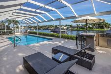 House in Cape Coral - CARIBBEAN BLUE